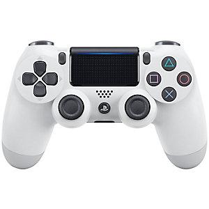 Nya PS4 DualShock 4 trådlösa handkontroll (vit)