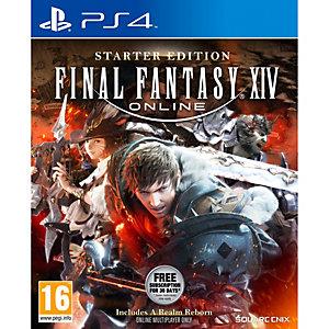 Final Fantasy XIV: Online - Starter Edition (PS4)