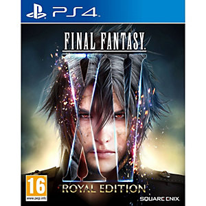 Final Fantasy XV: Royal/GOTY Edition (PS4)
