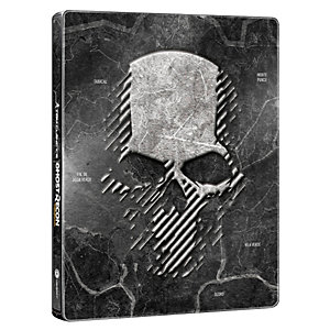 Ghost Recon Wildlands Steelbook (PS4)