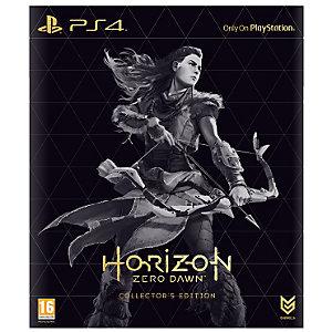 Horizon Zero Dawn - Collector's Edition (PS4)