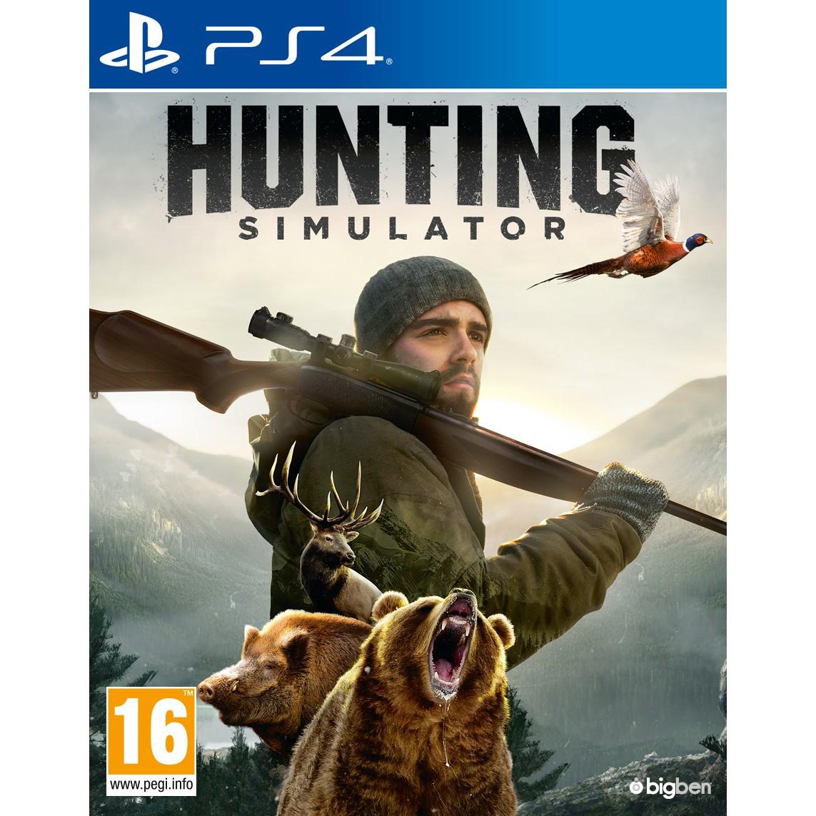 BIG6243 : Hunting Simulator (PS4)