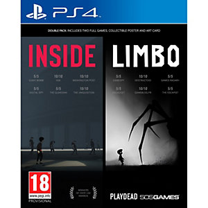 Inside - Limbo Double Pack (PS4)