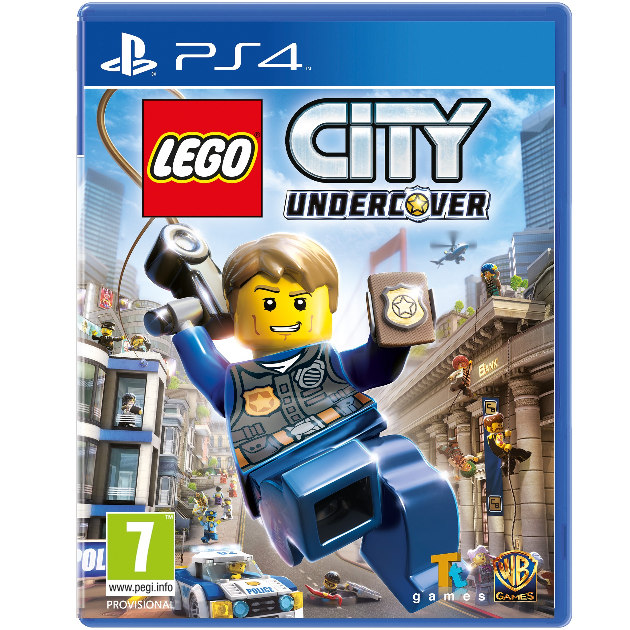 PS4LEGOCUND : LEGO City Undercover (PS4)