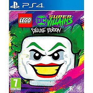 LEGO DC Super-Villains: Deluxe Edition (PS4)