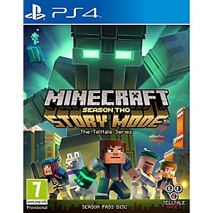 Minecraft: Story Mode - Season Two (PS4)