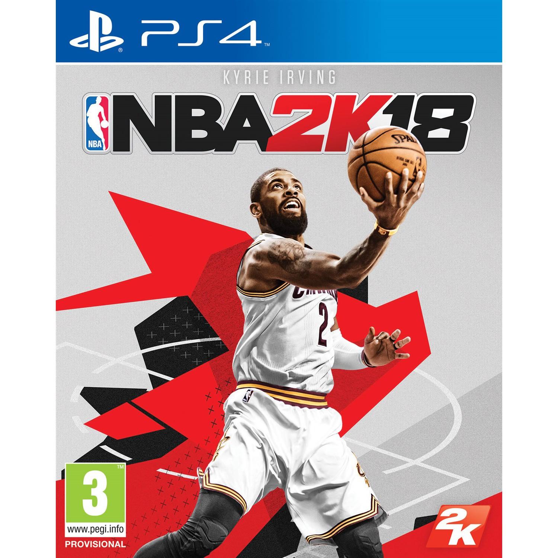 108052 : NBA 2K18 (PS4)
