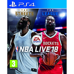 NBA Live 18 - The One Edition (PS4)