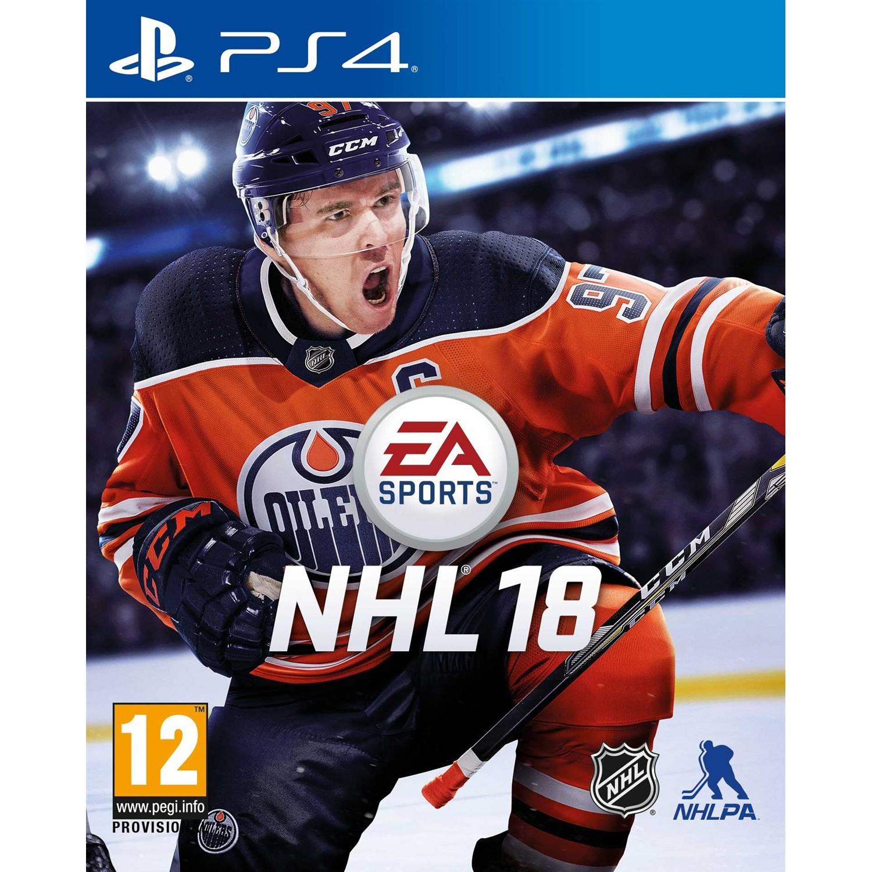1034596 : NHL 18 (PS4)