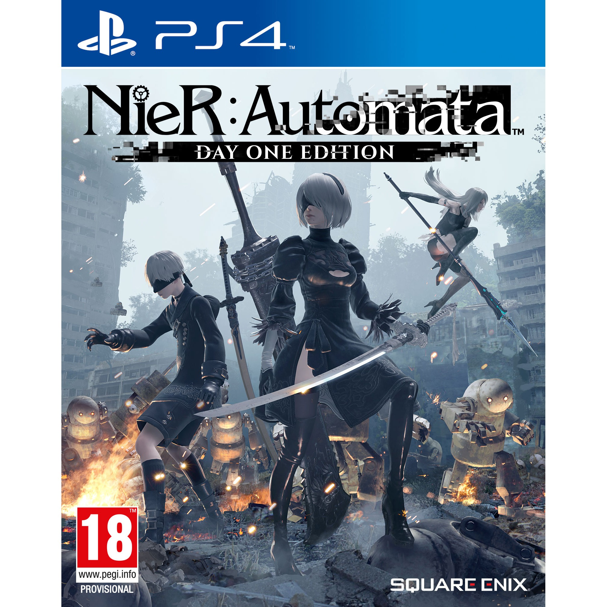 PS4NIERAUTOM : NieR: Automata (PS4)