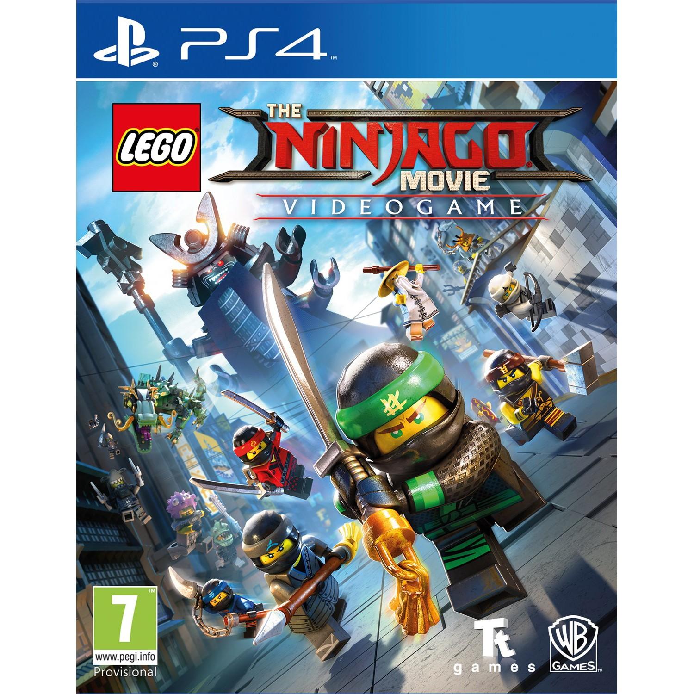 1000635591 : LEGO The Ninjago Movie: Videogame (PS4)
