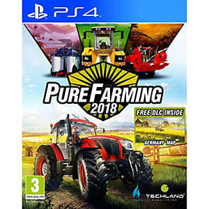 Pure Farming 2018: Day One Edition (PS4)