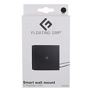 Floating Grip väggfäste för PS4 Pro konsol (svart)