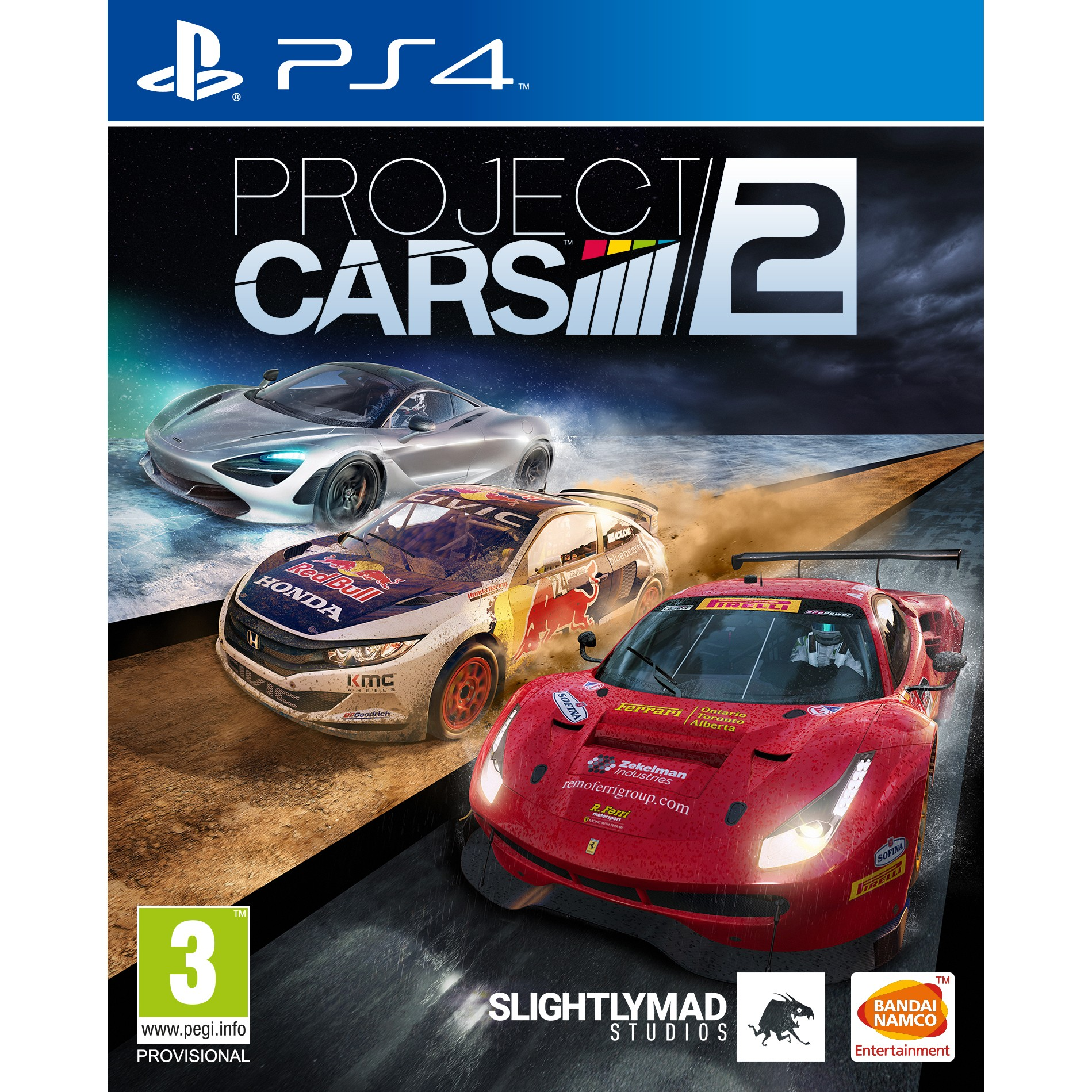112472 : Project CARS 2 (PS4)