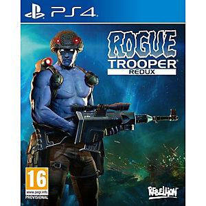 Rogue Trooper: Redux (PS4)