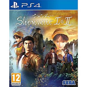 Shenmue 1 och 2 (PS4)