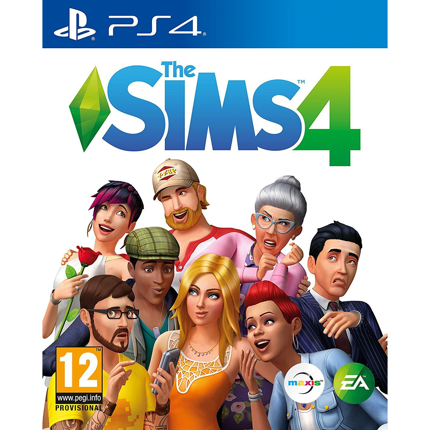 1061296 : The Sims 4 (PS4)