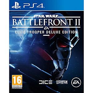 Star Wars: Battlefront 2: Elite Trooper Deluxe Ed.(PS4)