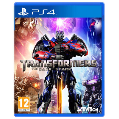 Transformers 4 Spelletjes