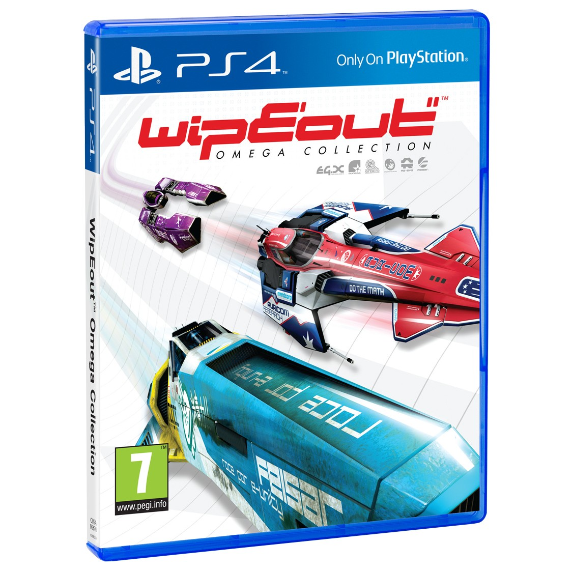 1043055 : WipEout Omega Collection (PS4)