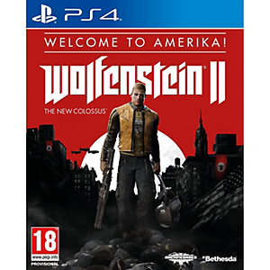 Wolfenstein II: Welcome To Amerika! Edt. (PS4)