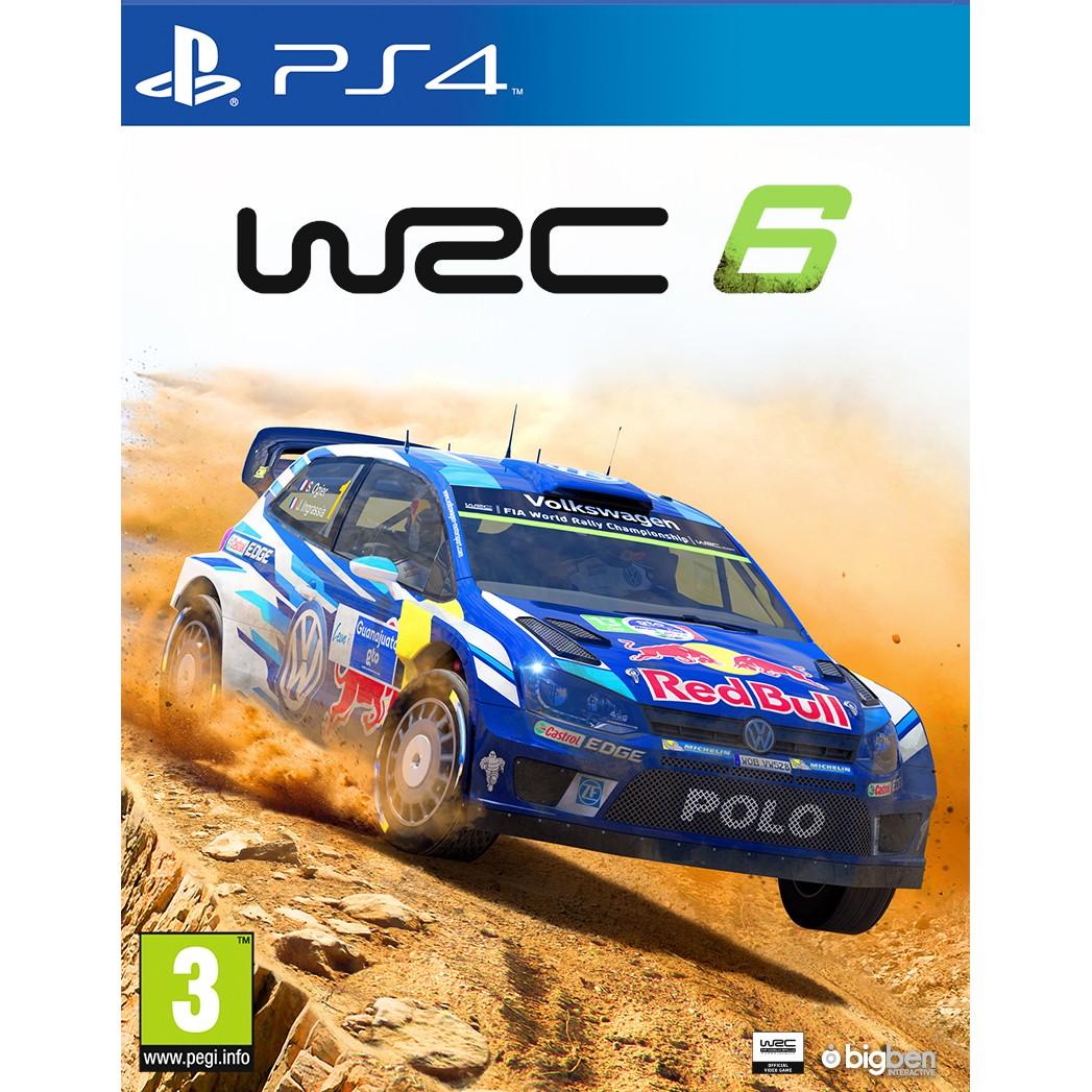 BIG1385 : WRC 6 (PS4)