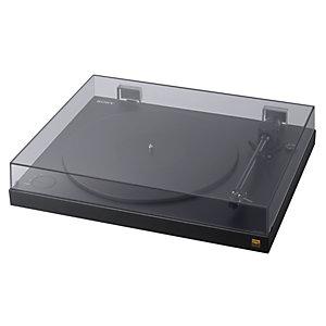 Sony høyoppløselig analog platespiller PS-HX500