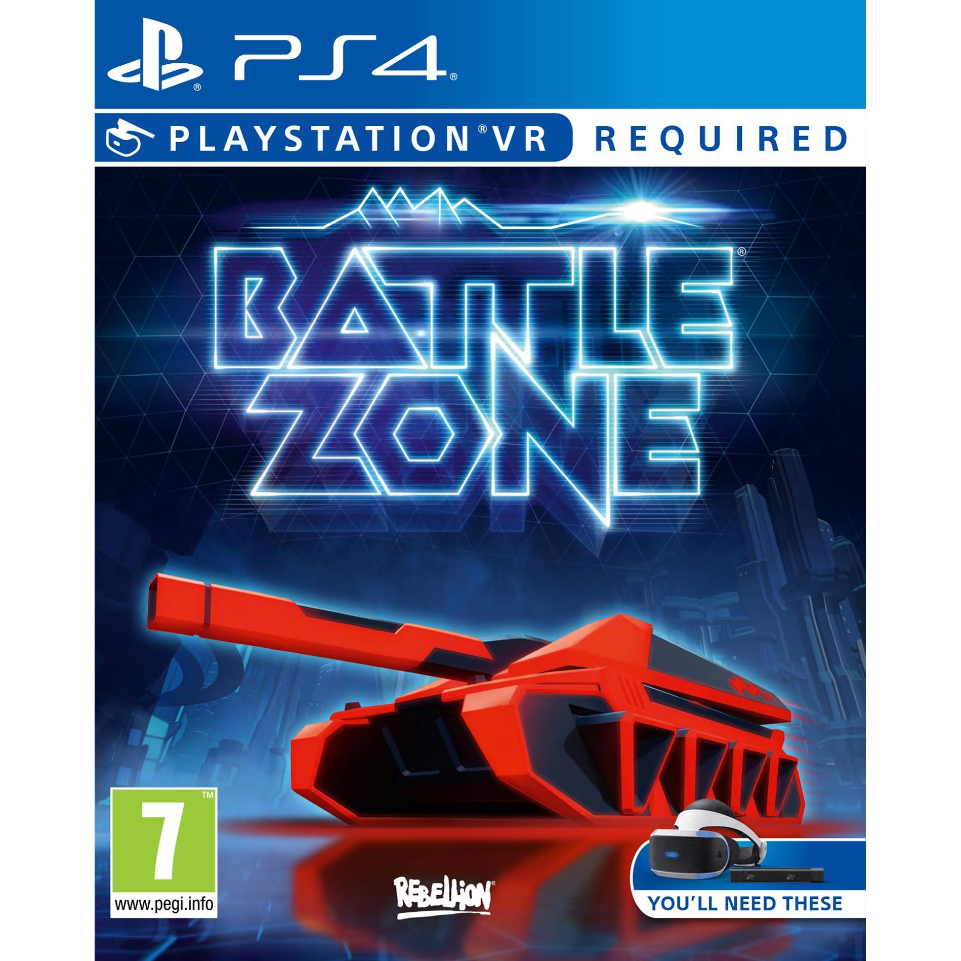1006255 : Battlezone VR (PS4)