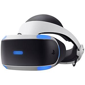 PlayStation VR-headset 2018+PS4-kamera og VR Worlds EU