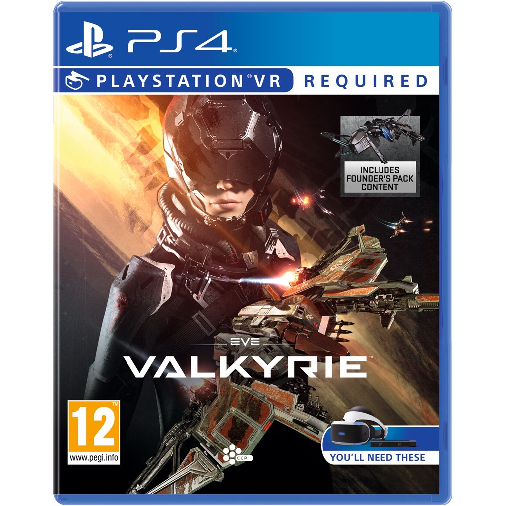 1005955 : Eve Valkyrie VR (PS4)