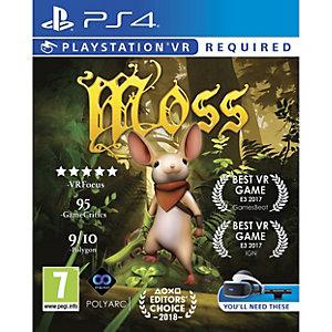 Moss - PS4