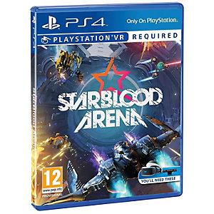 STARBLOOD ARENA VR (PS4 VR)