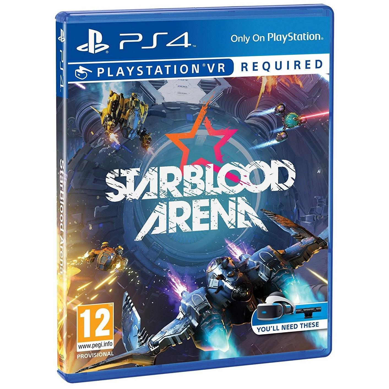 1027055 : STARBLOOD ARENA VR (PS4 VR)