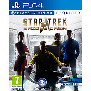 Star Trek: Bridge Crew VR (PS4)