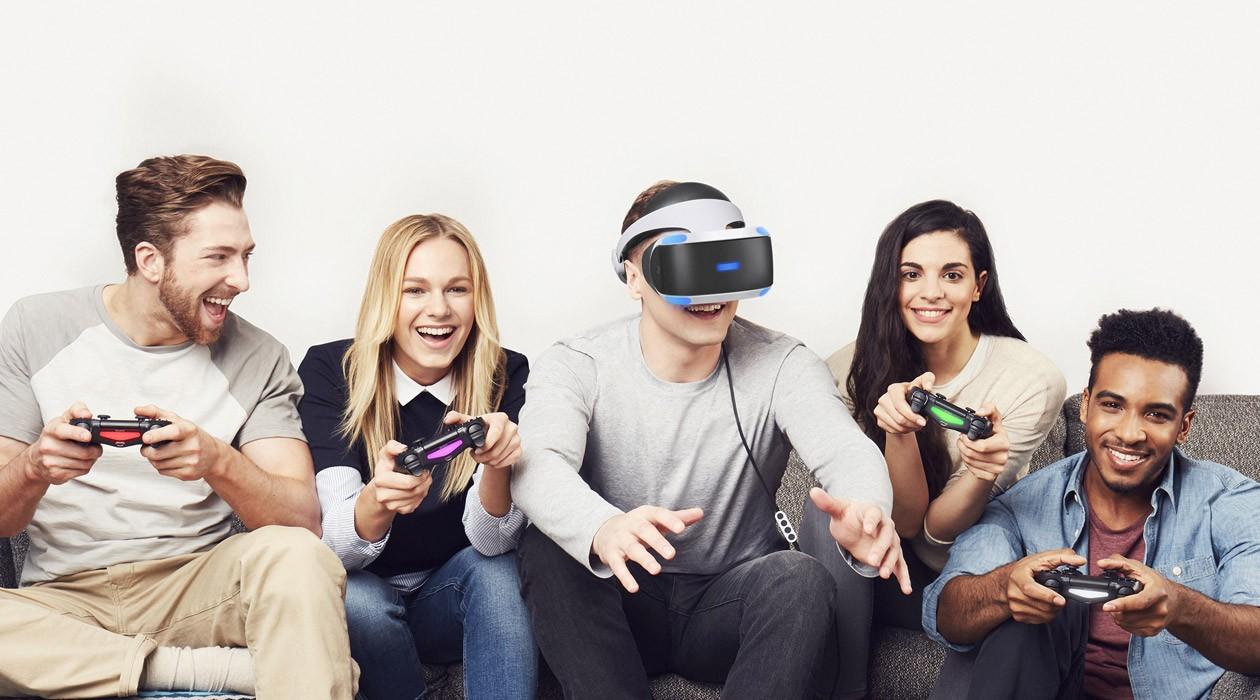 PlayStation VR - lev dig ind i spillet