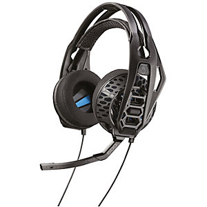 Plantronics RIG 500E E-sport gaming headset (sort)