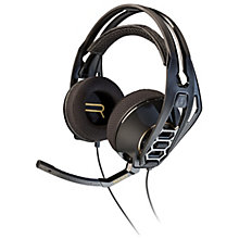 Plantronics RIG 500HD USB gaming-headset - sort