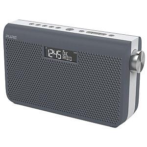 Pure One Maxi Serie 3 FM/DAB+ radio (blå)
