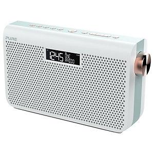 Pure One Maxi Serie 3 FM/DAB+ radio (hvit)