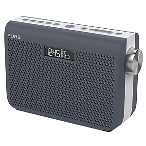 Pure One Midi Series 3 FM/DAB+ radio (blå)