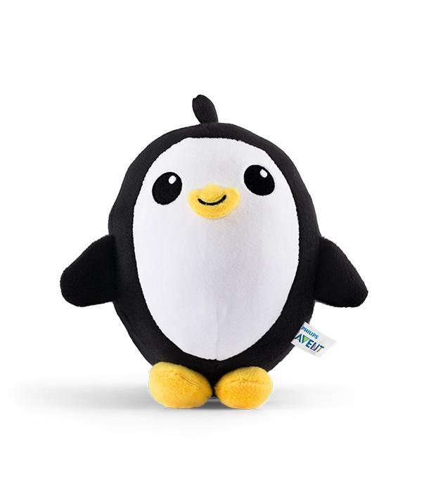 Køb en Philips Avent Digital babyalarm og få et krammedyr med i købet!