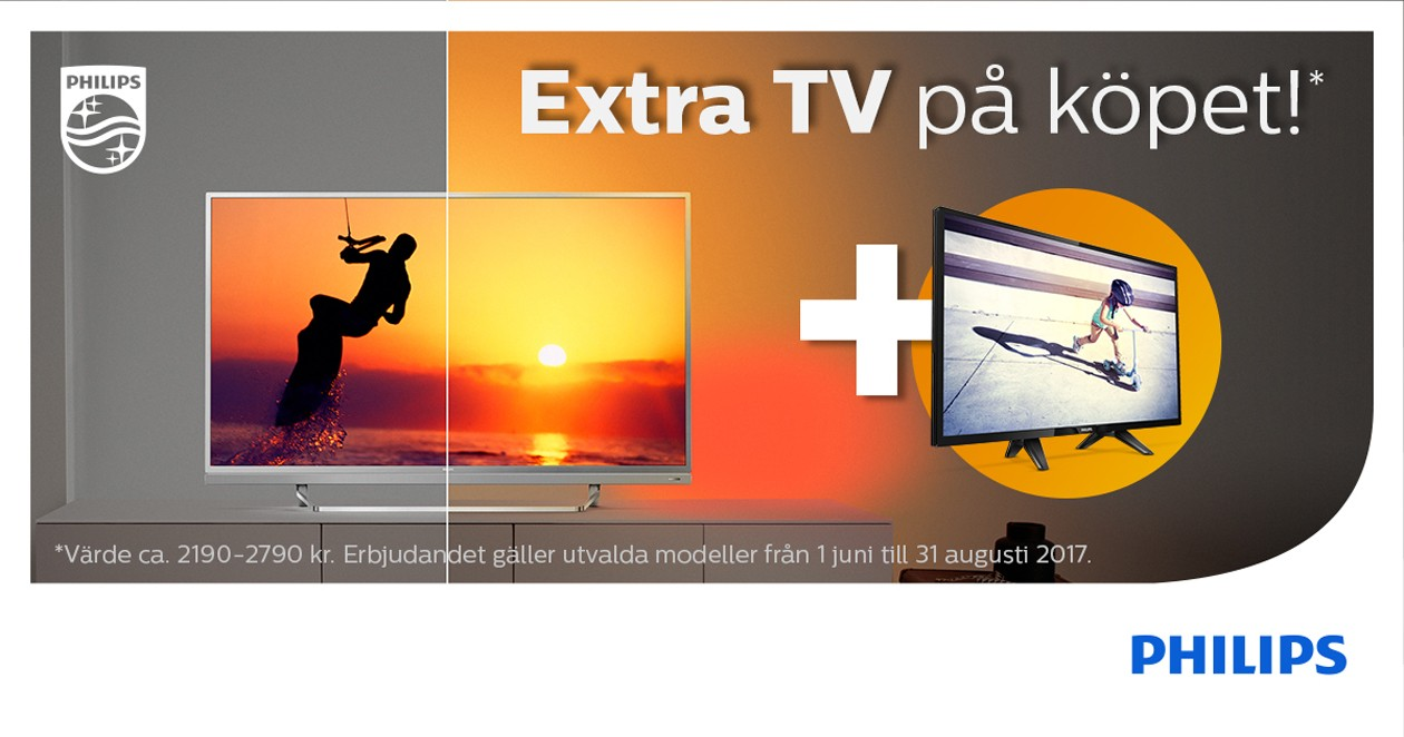 Philips extra TV