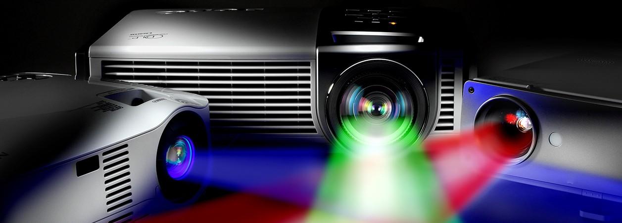 LCD-projektor vs. DLP-projektor