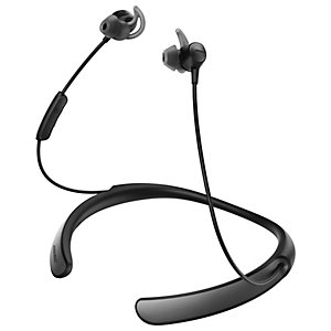 Bose QuietControl 30 in-ear kuulokkeet (musta)