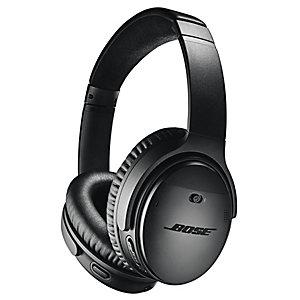 Bose QuietComfort 35 ii trådlösa hörlurar (svart)