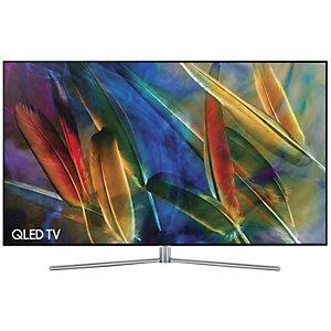 "Samsung 55"" Q7F QLED 4K UHD Smart-TV QE55Q7FAMT"