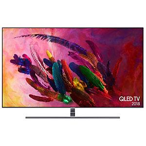 "Samsung 55"" Q7F QLED 4K UHD Smart TV QE55Q7FNAT"
