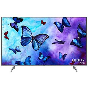 """Samsung 82"""" Q6F 4K UHD Smart TV QE82Q6FNAT"""
