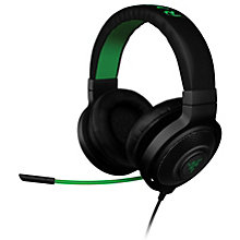 Razer Kraken Pro 2015 gaming headset - sort