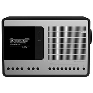 Revo SuperConnect DAB+ radio REVOSCMBK (sort)